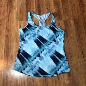 Asics Medium Blue Workout Tank